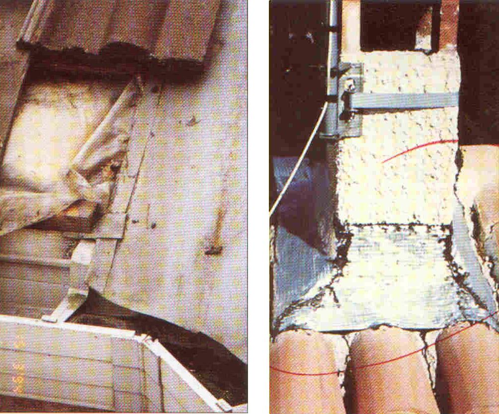 Un mal remate en puntos singulares de la cubierta es garantía de infiltración de humedad.